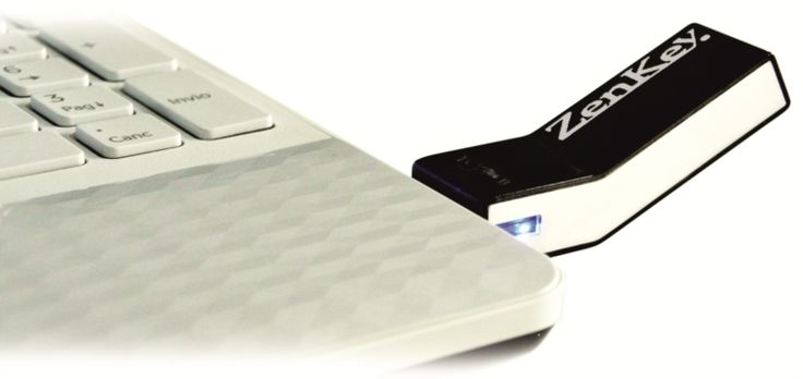 ZenKey - Chiavetta USB Diffusore di aromi e oli essenziali ad ultrasuoni Gisa Wellness   #wellness #benessere #salute #zen