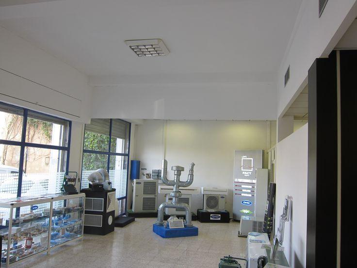 Show-room FACT ALGERIE Professionnels du froid : refrigeration, climatisation, ventilation