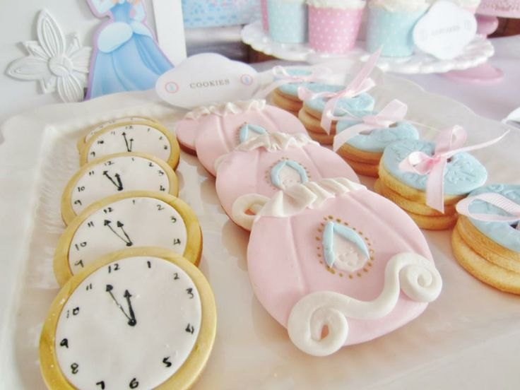 Little Big Company | The Blog: Cinderella Themed party by Cakes by Joanne Charmand