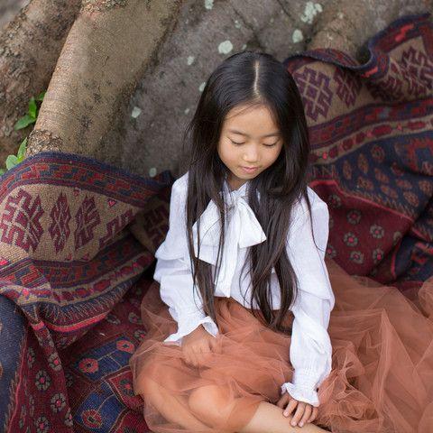 Beatrice Maxi Tulle Skirt