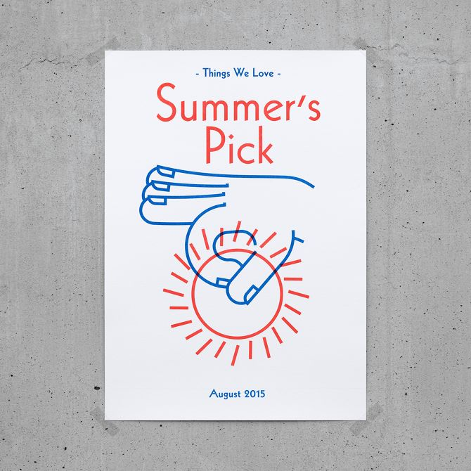 poster for Summer's Pick - Jaemin Lee
