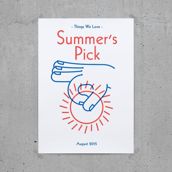 poster for Summer's Pick - Jaemin Lee