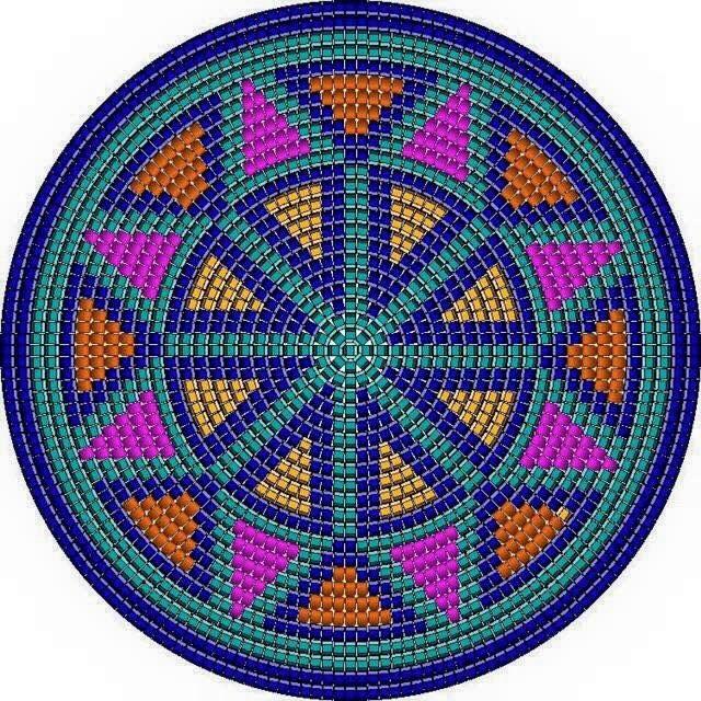 Mandala-alfombra-crochet