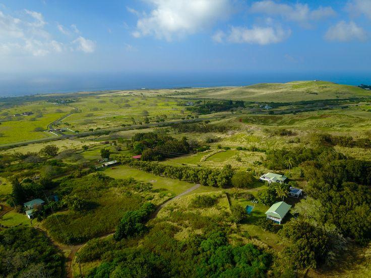 Historic Hawaiian Guest Ranch on Hawaii Island. Puakea Ranch
