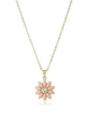 55% OFF Amrita Singh Fleur Pendant Necklace
