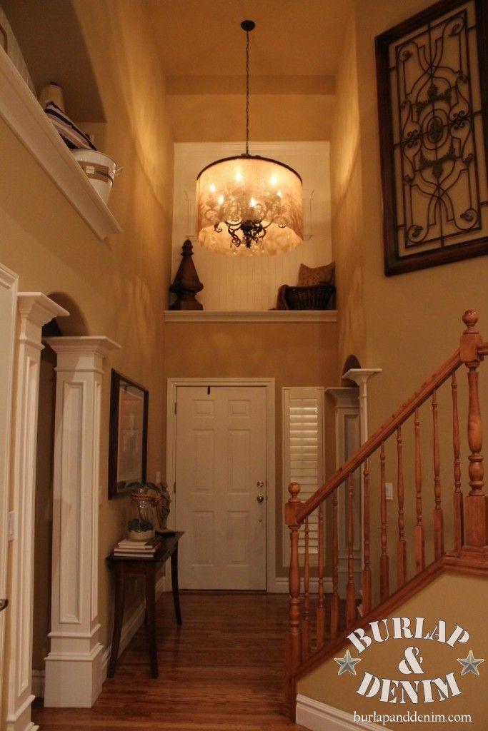 Diy Foyer Light : Best images about home lighting on pinterest diy