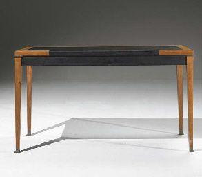 Jacques Quinet table, 1950s