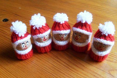 Des bouchons ! Des bouchons ! Toujours plus de bouchons Père-Noël en liège !