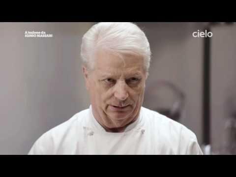 A lezione da Iginio Massari | La Crema Pasticcera - YouTube