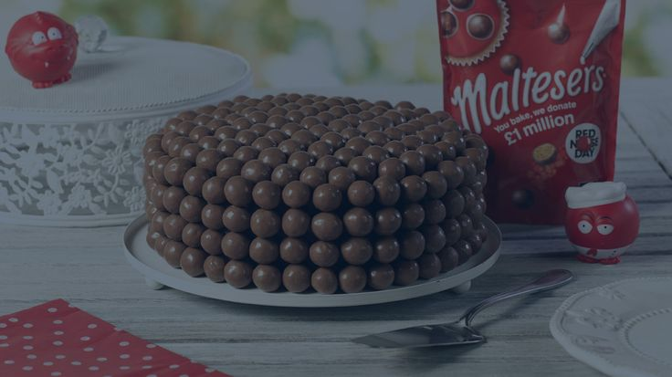 Lorraine Pascale's Maltesers Cake