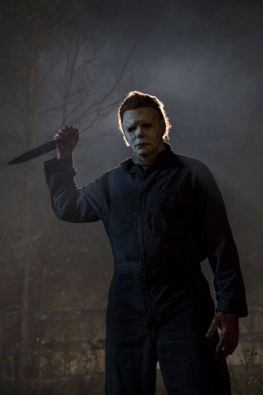 "[Update]  Michael Myers appears in ""Halloween"" scene pictures and in the teaser trailer – Scary-Movies.de"