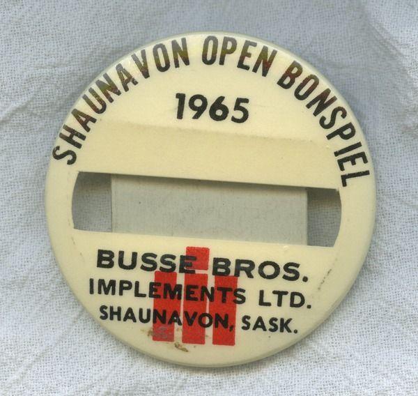 Shaunavon Open Bonspiel 1965 | saskhistoryonline.ca