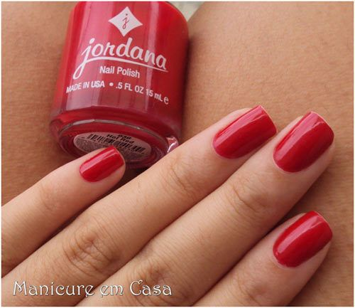1000+ Ideas About Red Nail Polish On Pinterest