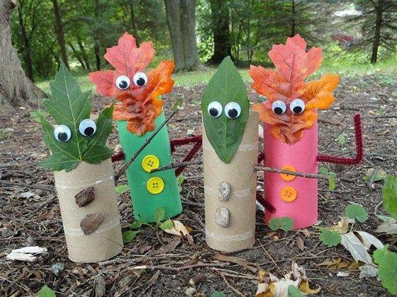 Tag der Dankbarkeit kleine Mitgebsel Herbst Ideen