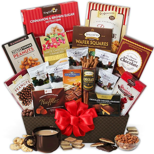 Best 25 chocolate gift baskets ideas on pinterest gift basket coffee chocolates gift basket premium negle Gallery