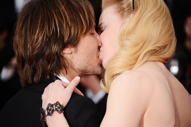 Nicole Kidman and Keith Urban at event of Inside Llewyn Davis (2013)