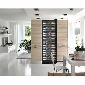 iComfort 155 Bottle Dual-zone Built-in Wine Cellar
