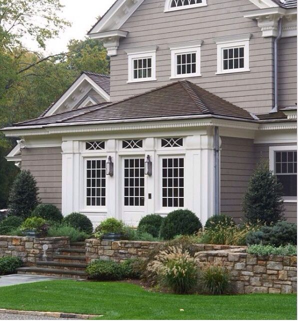 Popular Exterior Home Colors: 44 Best Home Exteriors Images On Pinterest