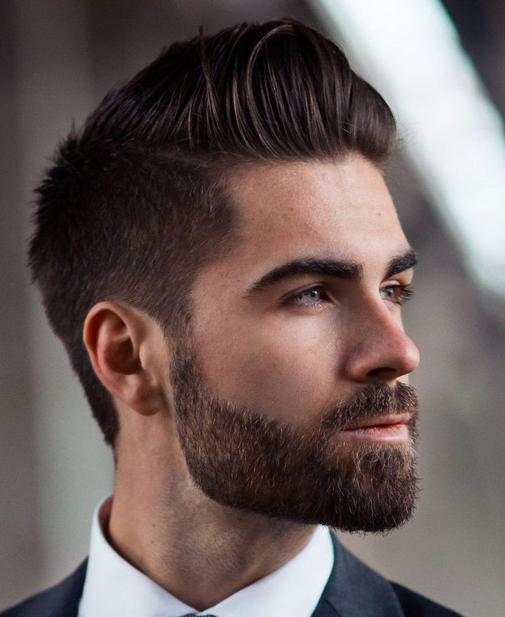 21 epic professional beard styles for office 2020 in 2020 | Beard styles short, Short beard ...