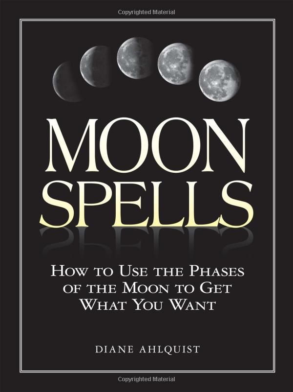 100 best wiccan books images on pinterest wiccan books books to witch library moon spells how to use the phases of the moon to get what you want by diane ahlquist fandeluxe Image collections