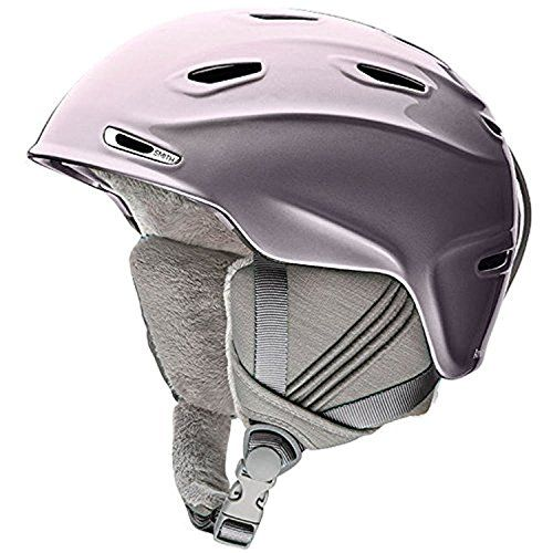 Smith Optics Arrival Adult Ski Snowmobile Helmet - Lunar / Medium -- Read more reviews of the product by visiting the link on the image.