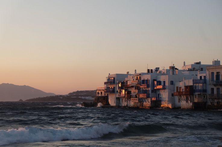 : Little Venice, Mykonos, GR 10 days trip 2017