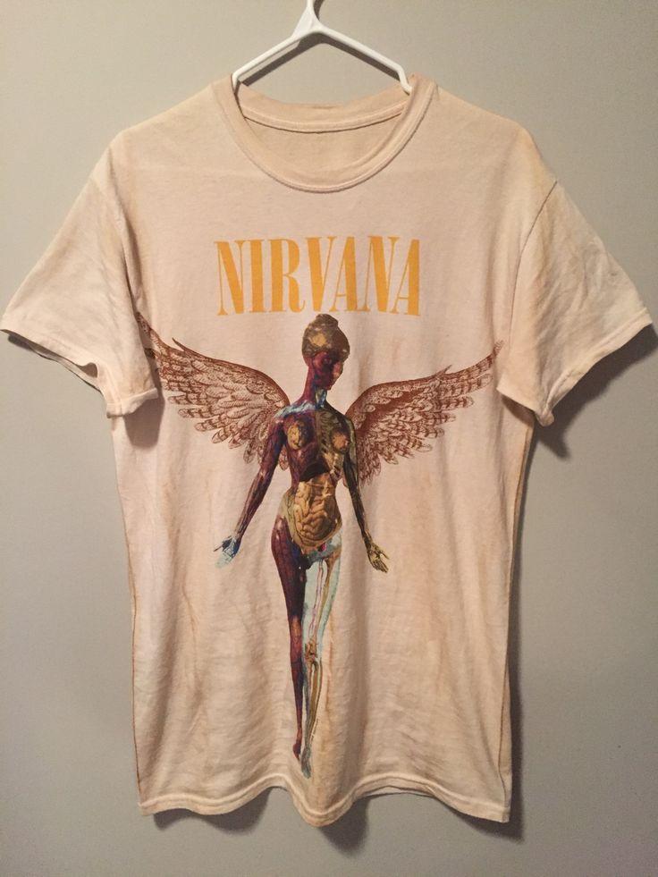 Nirvana Vintage Band Tee