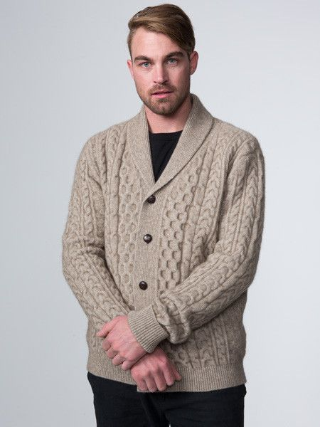 Possumdown Retro Cardigan from Possumdown