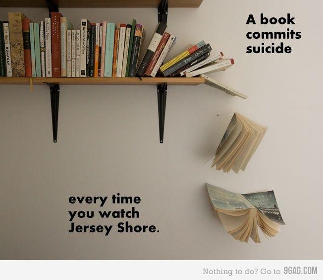 .: Books Commitment, Poor Books, Read A Book, Books Suicide, Fist Pump