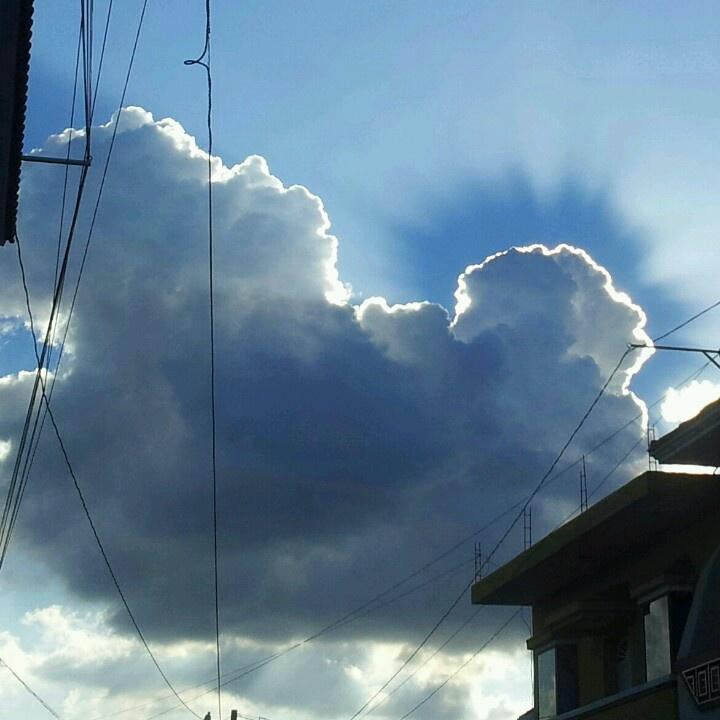 Nubes! En el Progreso, Jutiapa