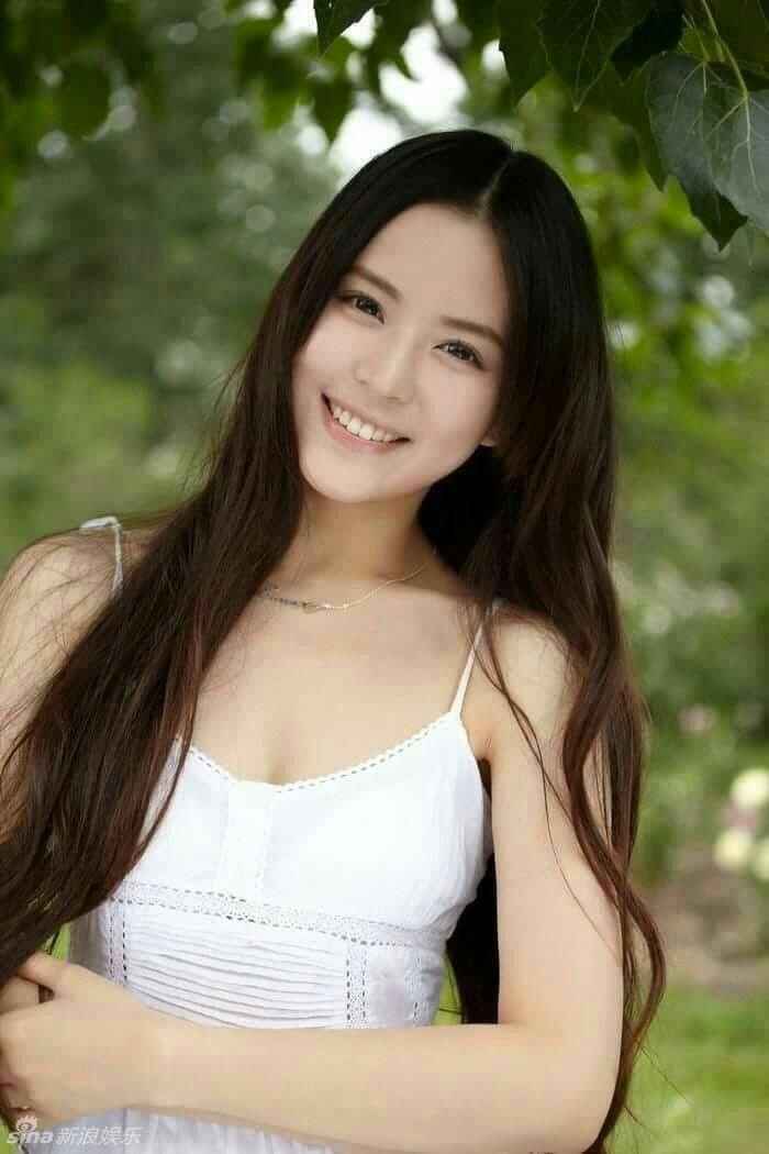 Asiatische Schönheiten reifen