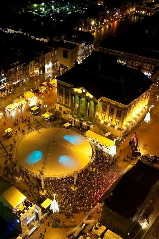 Eurosonic Groningen Grote Markt