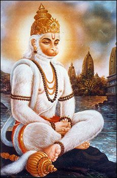 Most Powerful Hanuman Mantra | The Hanuman Chalisa is a very powerful mantra and many a sage have ...