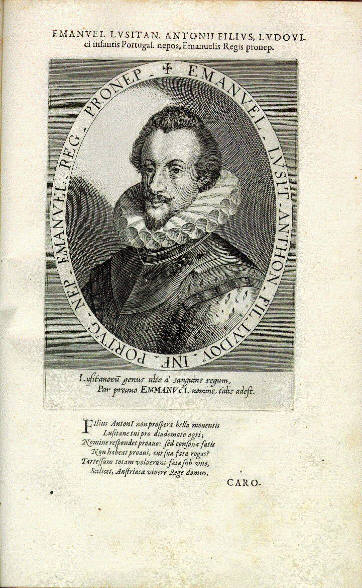Manuel von Portugal (Urenkel Manuels I. des Glücklichen [*1469])