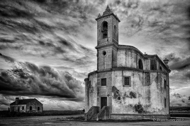 Our Lady of Alcamé Chapel - Lezíria Grande de Vila Franca de Xira  Vila Franca de Xira  Portugal