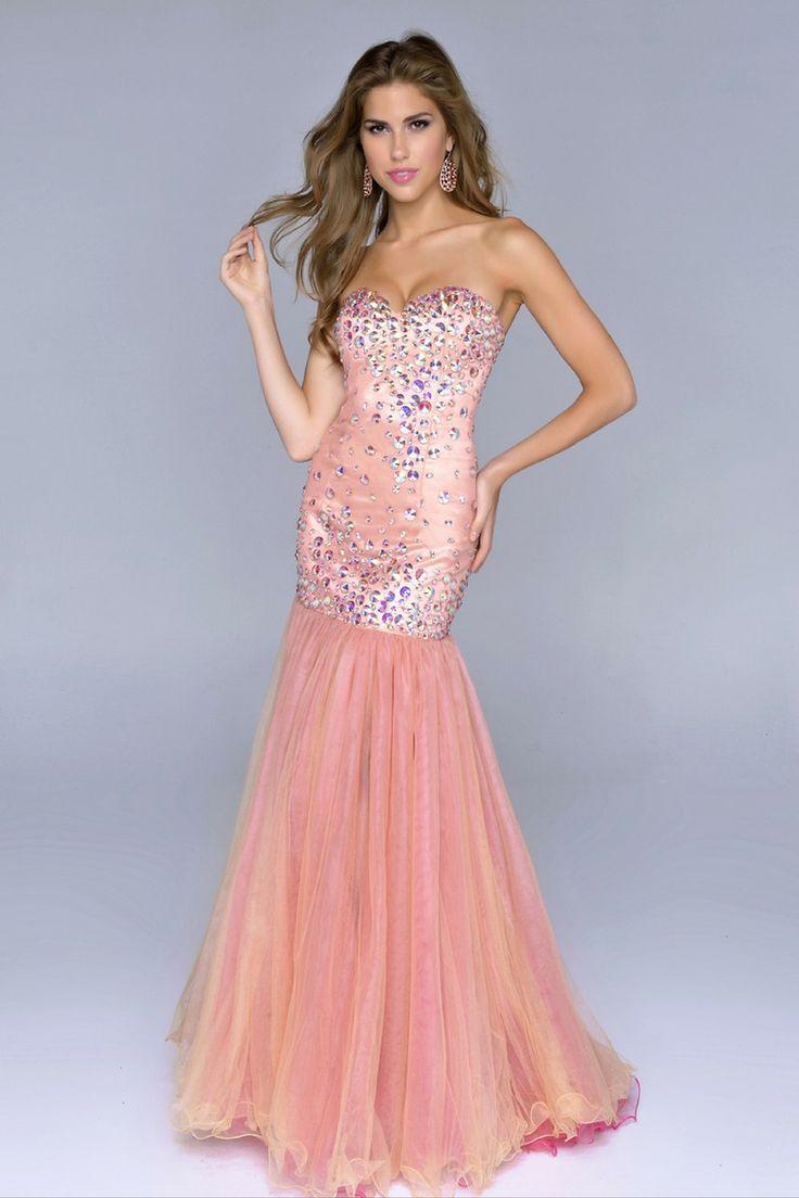 1525 mejores imágenes de prom dresses en Pinterest | Vestidos ...
