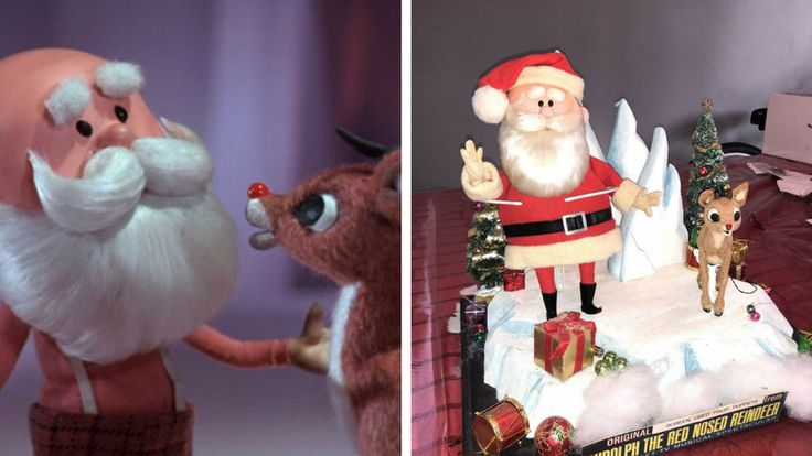 Puppets from 'Rudolph the Red-Nosed Reindeer' listed on eBay for $10M   FOX 4 Kansas City WDAF-TV   News, Weather, Sports