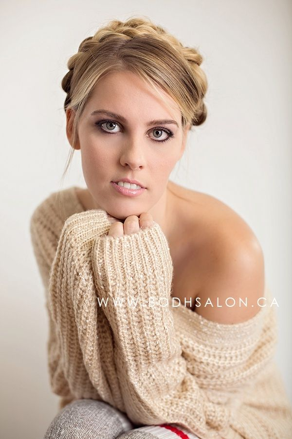 Makeup by Meghan Barbour Hair and photography by ©BodhSalon_GuelphHairStylist