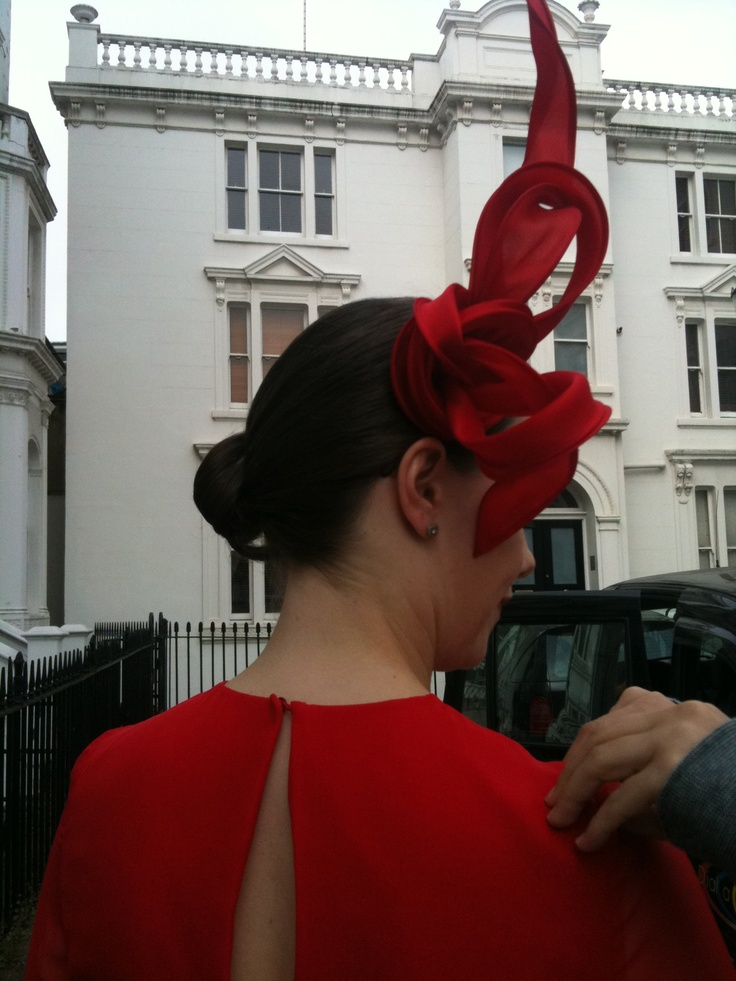 Hair by me Gust for the Royal wedding 2011 -London