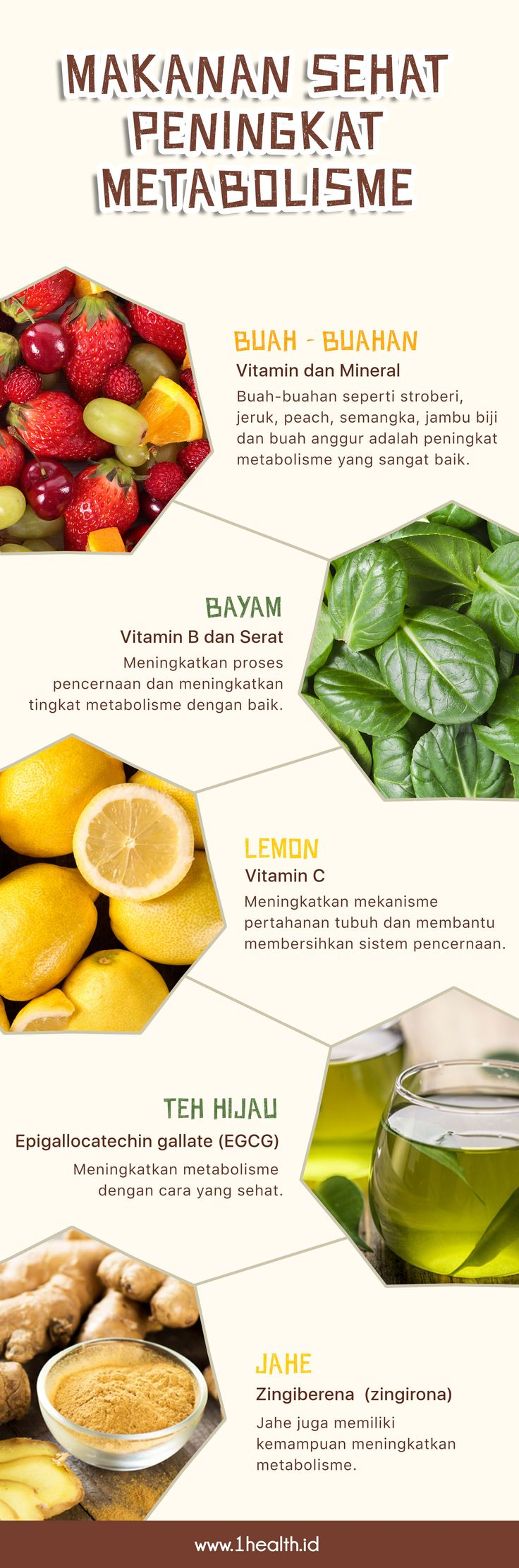 INFOGRAPHIC: Super food for metabolism