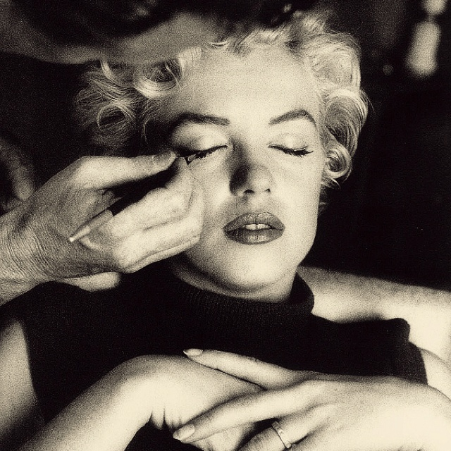 Fab MMarilyn Monroe, Eye Makeup, Makeup Boards, Beautiful, Marilynmonroe, Norma Jeans, Makeup Eye, Los Angels, Retro Makeup