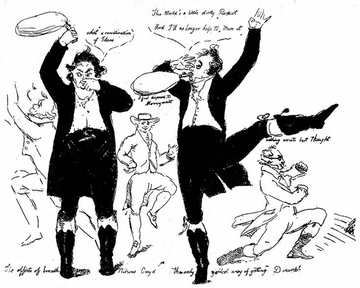 """""""O, Excellent Air Bag"""": Humphry Davy and Nitrous Oxide 
