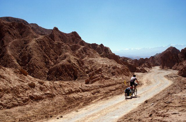 7 Deserts:  A Bicycle Journey - Trailer