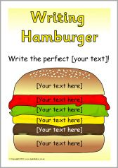 hamburger model for essay writing Topic: detail: detail: detail: concluding sentence: name _____ date _____ created date: 3/11/2001 9:15:03 am.