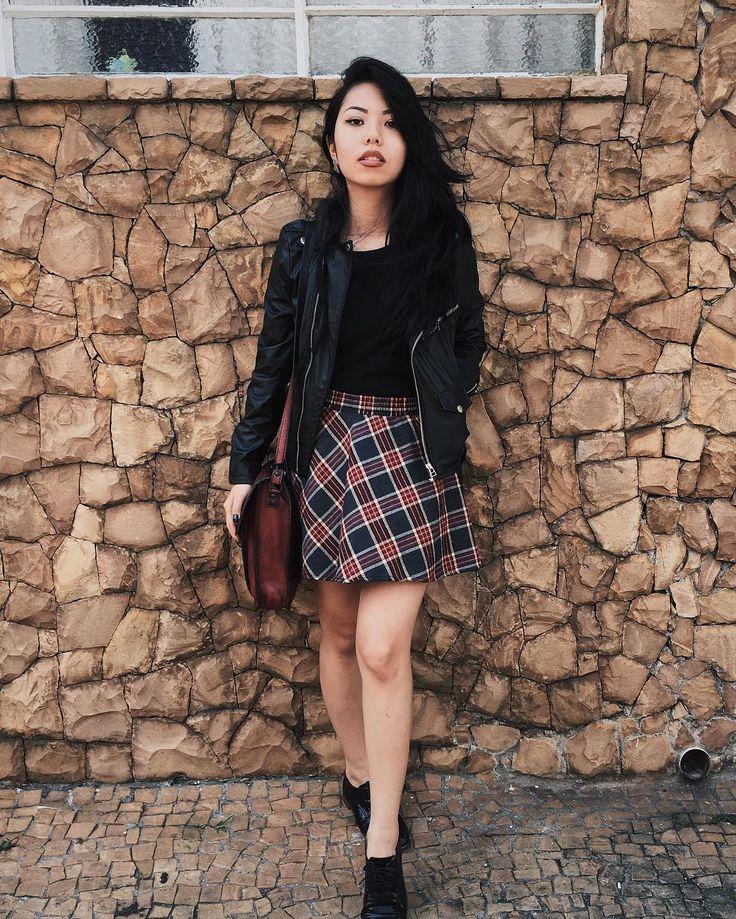 """""""Short skirt, long jacket"""""""