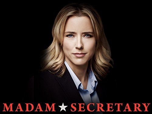 Madam Secretary - recommended by my daughter (not on Netflix yet)