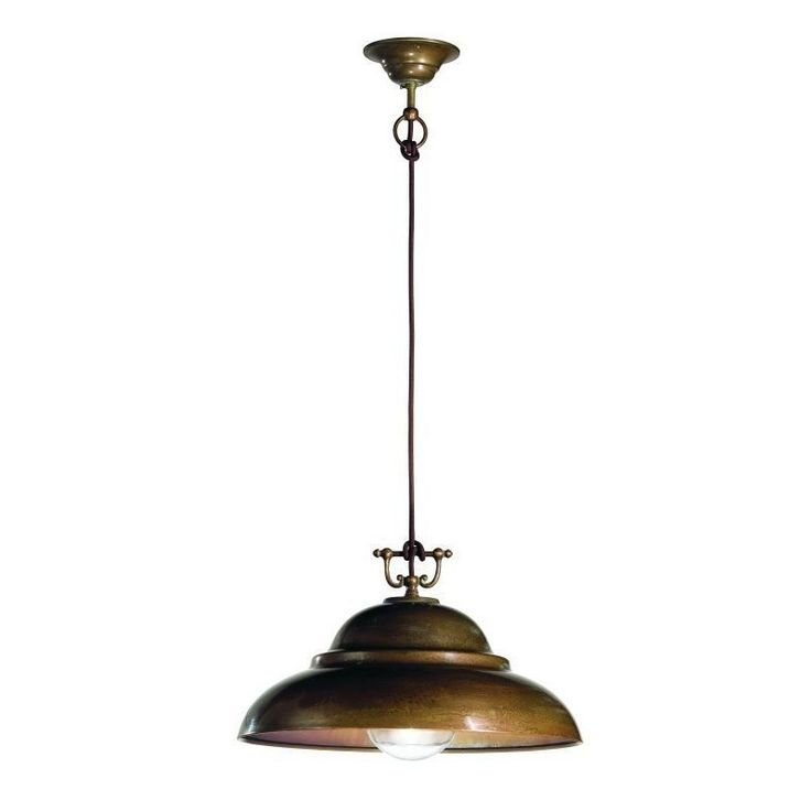 Il Fanale - Il Barile Large Pendant Lamp from $746 Entry?