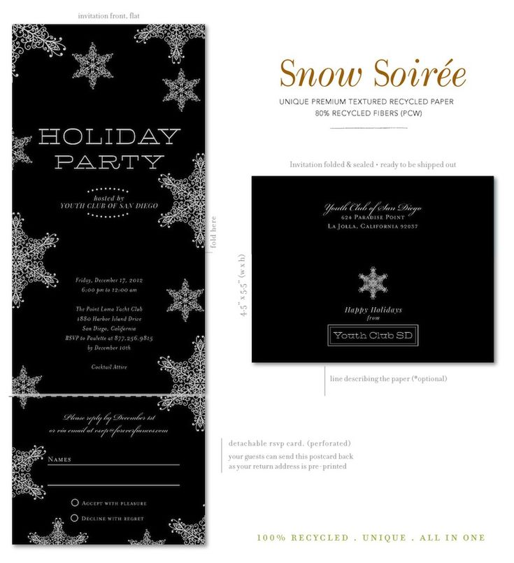 52 best Business Invitations and Seeded Paper Gala Invitations ...