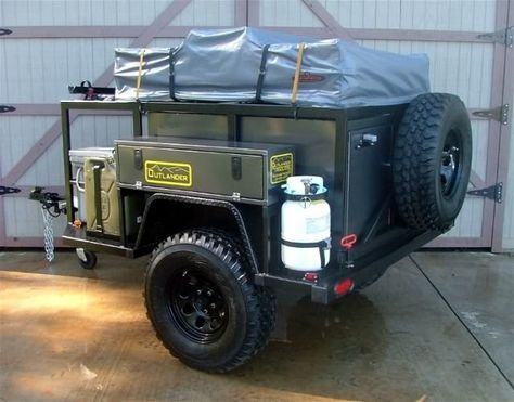 Outlander Trailer Sherpa II project...Expedition Portal
