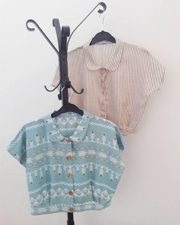 Staying bright today with our Crop Shirts. Get them on our Etsy shop. Link in bio.    #comelybop #croptop #cropshirt #shirt #stripes #blue #beige #summerstyle #summeroutfit #summer